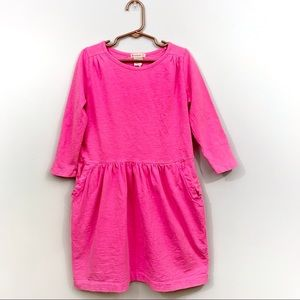 • crewcuts • girls knit pocket dress •